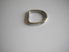 """1"""" Inch Long Type D-ring - Product Image"""