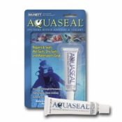 Aquaseal Urethane Repair Adhesive 1/4oz SINGLE Reusable Tube - Product Image