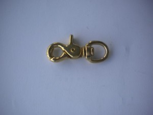 "1/2"" - 2 1/2"" Trigger Snap BRASS - Product Image"