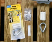 "1/2"" Eye Splice Thimble Kit ""White Kit"" - Product Image"