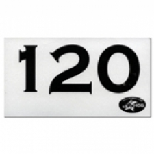 120 MOD Tank Decal - Product Image