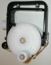 Junior Rescue Tec Reel 100ft Black Body - Product Image