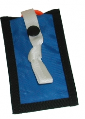 Z Knife W/Blue Pouch - Product Image