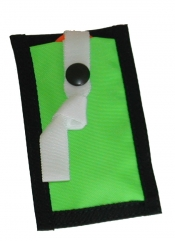 Z Knife W/Neon Green Pouch - Product Image