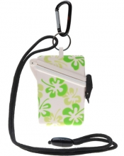 Flower Surf Case GREEN - Product Image