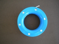 5 Inch hand spool BLUE 150ft - Product Image