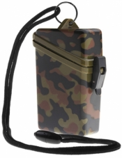 Camo Keep It Safe Case CAMO - Product Image