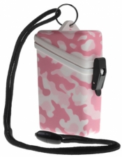 Camo Keep It Safe Case PINK - Product Image