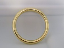 """1 1/2"""" Inch Brass Ring - Product Image"""