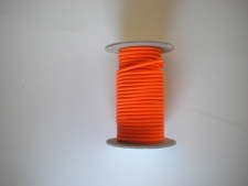 "1/8"" Bungee Shock Cord Neon Orange Commercial Grade - Product Image"