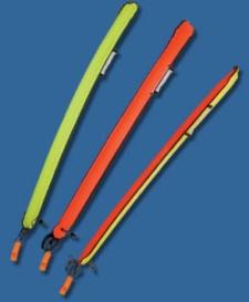 """6ft Closed Bottom SMB """"Orange/Yellow"""" - Product Image"""