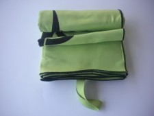 Microfiber Towels in Blue, Green and Pink Colors! - Product Image
