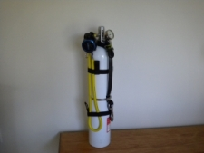 You Build Stage Bottle / Deco rig Set-Up  - Product Image