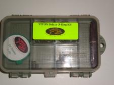 50 Piece VITON O' Ring Kit w/ 02 Grease & Plastic O-ring Pick! - Product Image