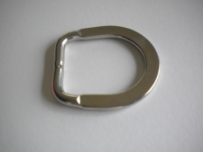 """2"""" Inch Flat Type D-ring - Product Image"""