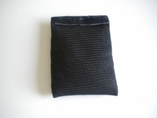 """2 Pound Soft Dive Weight  """"BLACK Outer Bag Color"""" - Product Image"""