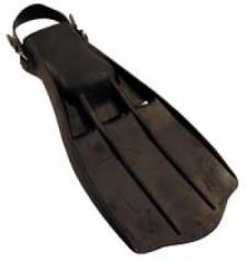 "Piranha's Torpedo Fins ""Size Large"" PAIR!  - Product Image"