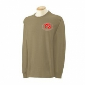 Long Sleeve Prairie Dust T-Shirt XL - Product Image