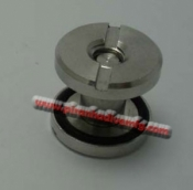 Electro-Plated Assembly Screw w/rubber protector  - Product Image