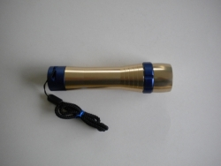 150 Lumen 3 Mode SMALL Aluminum Diving Light  GOLD 1 LEFT! - Product Image
