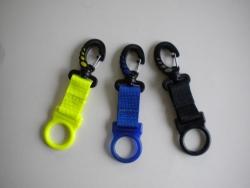 Webbing Style Octopus Holder  BLUE webbing - Product Image
