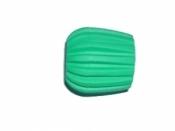 Handwheel SHORT Style (Oxygen / Green) - Product Image