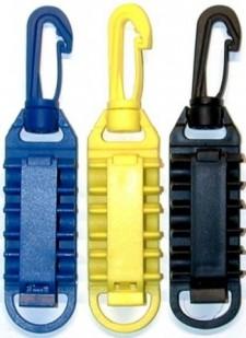 3 Locking Hose Holder Plastic - Product Image