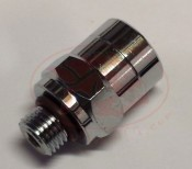 "3/8-24 Male TO 1/4"" NPT Female Fitting - Product Image"