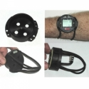 Modified Uwatec Bottom Timer Mount for Aladin Tec, Tec2G, Prime, Subgear XP10 - Product Image