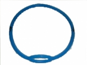 Regulator Necklace Blue Standard Size - Product Image