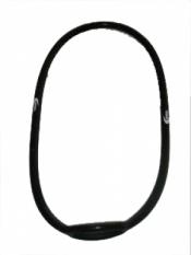 Regulator Necklace BLACK Large Size - Product Image