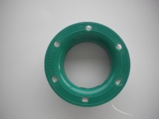 5 Inch hand spool GREEN 150ft - Product Image