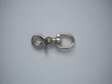 """5/8"""" - 2 5/8"""" Trigger Snap Nickle Plated! - Product Image"""