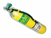Brass Stage Bottle Strap - Product Image