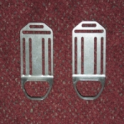 Counterlung Attachment Hardware..2 inch to 2 inch - Product Image