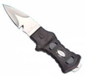BC Ranger Knife with BLUE plastic shealth #2  - Product Image