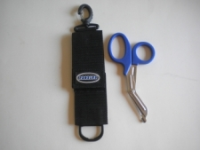 BLUE Handle Shears with pouch  - Product Image