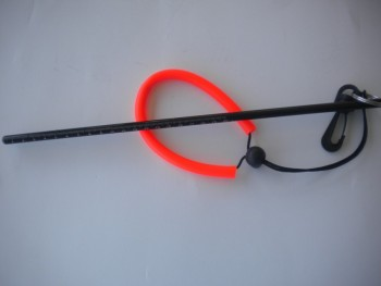 Black Pointer with Plastic snap & Adjustable Lanyard - Product Image