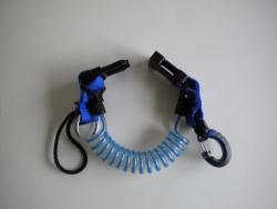 Bungee Lanyard BLUE - Product Image