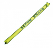 Closed Bottom 6ft YELLOW SMB - Product Image