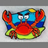 Crab Wall Art - Product Image