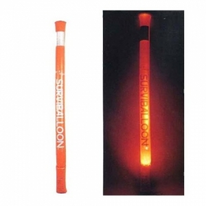 "6' 5"" Day & Night Emergency Smb Orange w/ Pouch - Product Image"