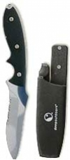 Deep Outdoors Quickdraw Point Blade Knife - Product Image