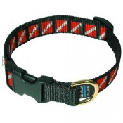 "Diver's Flag Pet Collar ""Medium Size"" - Product Image"