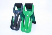 Eezycut Green/Black Knife Harness Pouch - Product Image