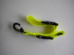 Fin Holder w/ Mask Keeper YELLOW - Product Image