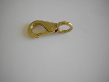 Fixed Boat Snap #0 BRASS     #249B-0 - Product Image