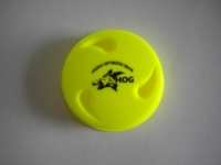 "Hog D1 Regulator Cover   ""Neon Yellow""  - Product Image"