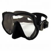 "Hog Frame-less Mask ""All Black"" - Product Image"