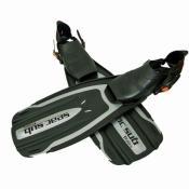 Kalibra Fin  BLACK       Size: XS - Medium - Product Image